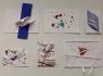 Abstrakte Papierobjekte, Klasse 10a