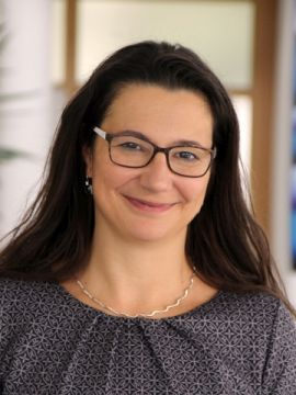 Sabine Eicher, Mitglied der erweiterten Schulleitung