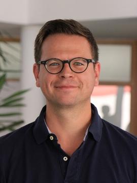 Andreas Galneder, Mitglied der erweiterten Schulleitung