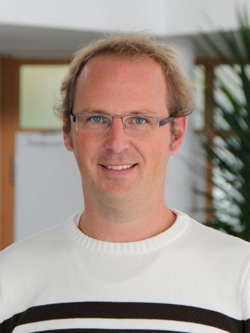 Holger Gottschalk, Mitglied der erweiterten Schulleitung