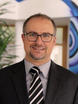 Dr. Ulrich Kanz, Stellvertretender Schulleiter