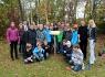 Pflanzaktion der Klasse 6c: Elsbeere - Baum des Jahres 2011