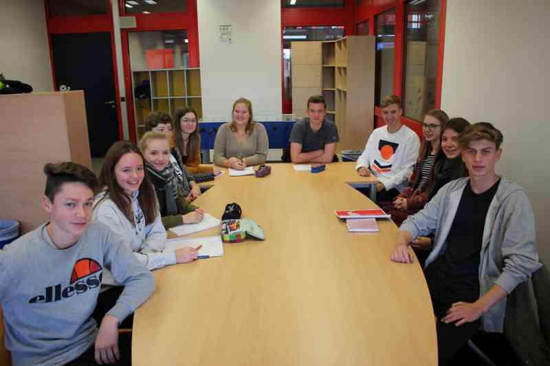 Regionaltreffen der Schülersprecher